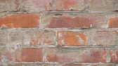 flagstone : Background texture of wall in motion on the right