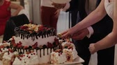 family business : Beautiful cake at the festive event