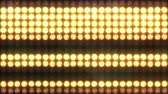 lanterna : Wall of light, soft flashing of horizontal stripes, loop. Stock Footage