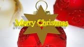 design : Merry Christmas - Video Stock Footage
