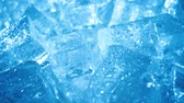 icecubes : Ice cubes closeup, abstract background.