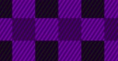 tık : Looping Purple Flannel Background Stok Video