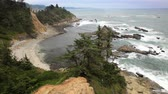 severozápad : Oregon coast, Cape Arago, includes high quality audio.
