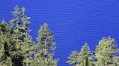 lagos : Crater Lake National Park, Oregon Stock Footage