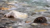 britânico : Tokkum Creek at Marble Canyon, Kootenay National Park, Canada, with high quality audio included