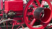 рамка : Antique steam engine, includes audio