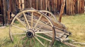 kordé : Broken down cart in Bodie State Historic Park