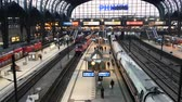 everyday : Scene from Germany Europe of train station