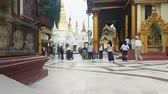 dagon : Scene from Yangoon Myanmar South East Asia Pagoda