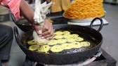 foco seletivo : Indian Jalebi Food