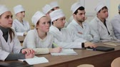 internovat : The interns of medical university in studying process. Dostupné videozáznamy