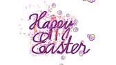 celebration : Animated Greeting card for Easter Holidays Wideo