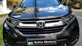 panama city : PANAMA, DEC 24: Honda CRV Fifth Generation (2017present) front view on Panama in Dec 24, 2017. The Honda CR-V has been totally revamped for 2017, its the best-selling SUV over the past 20 years. Stock Footage
