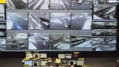радар : Moscow, Russia - February 9, 2018: Operators work in road traffic control center