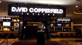 Las Vegas, USA - September 10, 2018: David Copperfield theater interior at MGM casino