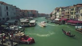 benátky : Venice, Italy - August 4, 2019: Grand canal summer day time landscape