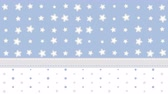 colores pasteles : Stars and Dots Background Archivo de Video