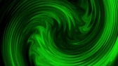 erők : Green Abstract Lines Vortex VJ Loop Motion Background Stock mozgókép