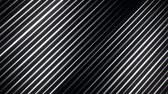 минимализм : White Flashing Lines Abstract VJ Loop Motion Background