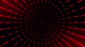 Red Spinning Circles Loopable Motion Background