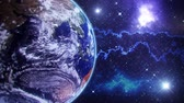mercurius : Planet Earth - Space Ambience Loop Motion Graphic Background