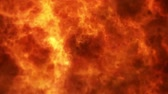 queimado : Wall of Fire Loop Motion Graphic Background