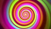 Colorful Hypnotic Spiral VJ Loop Motion Graphic Background
