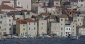 Sibenik old houses