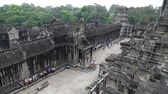 memorial : Angkor Wat - temple complex and the largest religious monument in the world, Siem Reap province in Cambodia