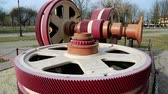 привод : Big reduction gear. Gear reducers