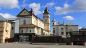 stanislav : Back view of Greek Catholic Cathedral of the Holy Resurrection, Ivano-Frankivsk city, western Ukraine