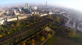 willis tower : Regents Park London Cityscape
