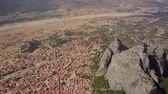 tops : Greek city in a mountainous area