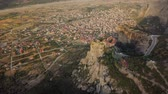 europa : City in Greece from the air