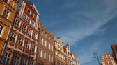 city lifestyle : Historic architecture in Poland