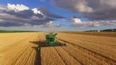 arazi sahibi : Field, combines and sky. Best strategies of agribusiness develooment.