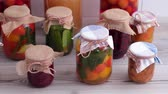 przetwory : exclusive collection of canned vegetables and fruits