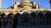 ahmet : Blue Mosque at the istanbul Turkey (tilt)