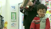 playful : Preschool Student Stock Footage