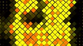 scrunch : HD Loopable Background with nice yellow abstract Stock Footage