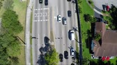 lacteos : Tráfico Vial Birds Eye View-Ives Dairy Miami