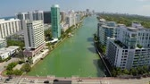 atlantik : Miami East Coast Intercoastal Aerial Drop