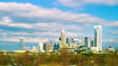nebe : Charlotte, North Carolina skyline