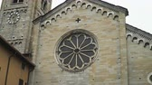 storico : Roman Catholic cathedral of the city of Como, Italy.
