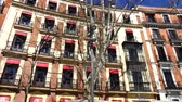 street view : Architecture of Madrid.