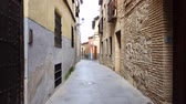 judaico : Streets in Toledo, Spain.