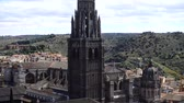 toledo : The Primate Cathedral of Saint Mary of Toledo. Spain.