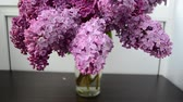 Лилли : Spring lilac, bouquet in a vase