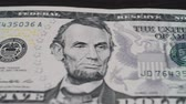 banknot : Banknote of the USA