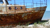 decadência : Rusty ship